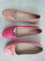 Multicolor Daily Wear Ladies Belly, Size: 36-41