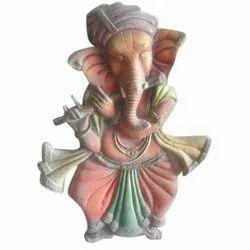 Mangal Sudha Fiber God Ganpati Statue