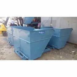 Stainless Steel Dump Hopper