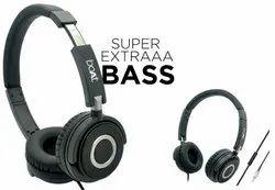 White boAt bass Head 910 Wired Headphone, 80GM