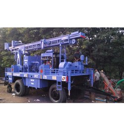 Indian Wagon Drill Rig for Blasting Stone