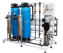 Commercial Reverse Osmosis Plant3000 LPH