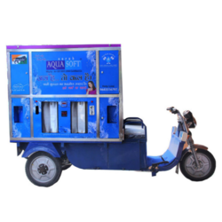 E-Mobile  Water Vending Machine