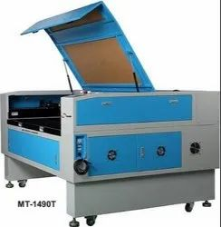 MT-1390T Double Head Laser Cutting Machine