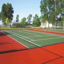 Universities Volleyball Synthetic Flooring