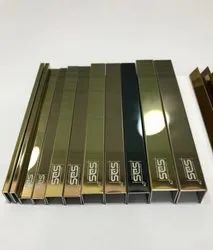 SDS Brand Stainless Steel Tile Beading Profile