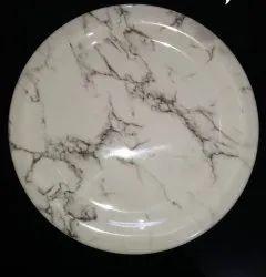 Marbel Dinner Plate