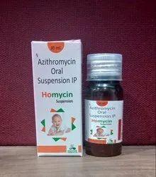 AZITHROMYCIN-200MG SUSPENSION