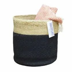 Cheapest Price Picnic Woven Jute Braided Basket