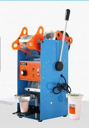 Plastic Glass Sealer Machine
