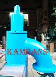 KAMRANS Vaccum Relief Valve, Size: 1/2