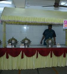 College Party Catering Services