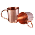 Copper Mugs Tumbler Glasses