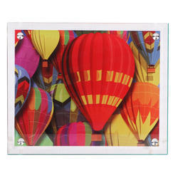 Sublimation Glass Photo Frame (VBL - 09)