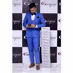 Gargain Mastercut Cotton Mens Formal Suits, Size: XL, Packaging Type: Packet