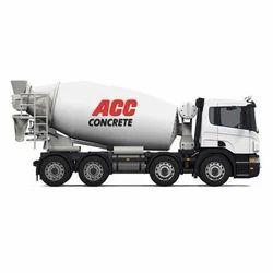 ACC M20 Grade OPC Ready Mix Concrete