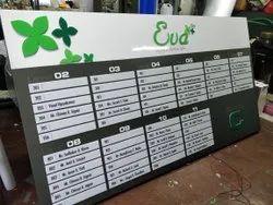 Lobby Boards / Directory Boards