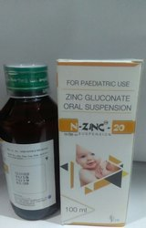Zinc Gluconate Oral Suspension(N-ZINC -20)