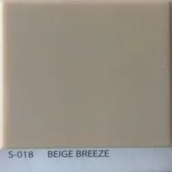Beige Breeze Acrylic Solid Surface