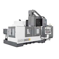 YCM Double Column Vertical Machining Centres - DV Series