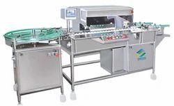Visual Vial Inspection Machine