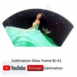 Sublimation Glass Frame BL 41