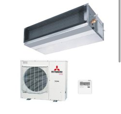 Mitsubishi Heavy Duty Air Conditioner, Model Name/Number: FDUM50CR-S