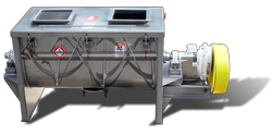 Upm SS Heater Cooler Mixer, Model Number: 001
