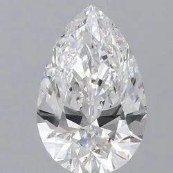 Pear Shape Solitaire Diamond