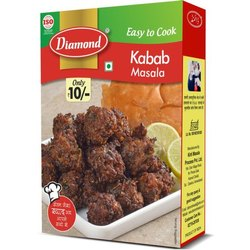 Diamond Kabab Masala, Packaging Type: Box, Packaging Size: 17 gm
