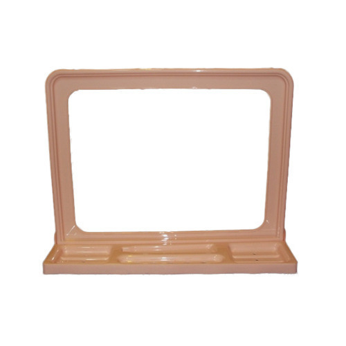Bathroom Plastic Mirror Frame