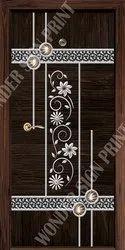 Paper Lamination Door