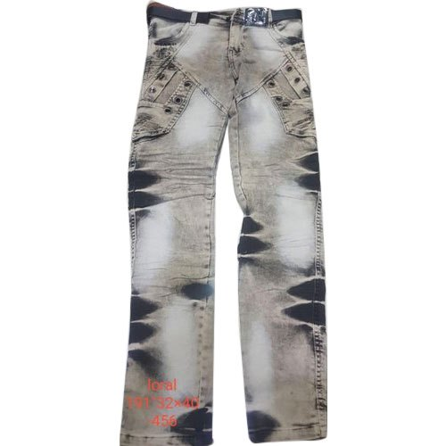 13589519 Kids Jeans - Kids Boys Denim Jeans Manufacturer from Indore