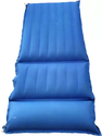 Blue Duckback Water Bed, Size: 4 To 6 Feet