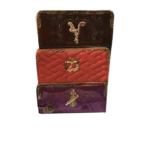 ba9f640bcdc5 Rexin Ladies Designer Clutch Bag