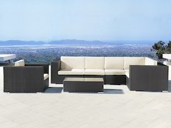 L Shape Outdoor Living - Patio Furniture Sets