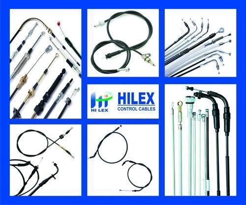 Hilex CT100/ Platina Speed Meter Cable, Thickness: 20-30 mm, Packaging Type: Packet