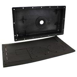 Black Plate Heat Exchanger Gasket