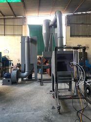 Metallizing Spray Booth