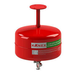 5Kg Kanex Make Modular Clean Agent Fire Extinguisher