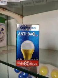 Crompton 9w Antibac Led Bulb