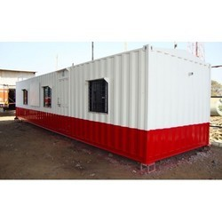Easily Assembled Office Container