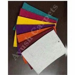 Multicolor Non Woven Carpets
