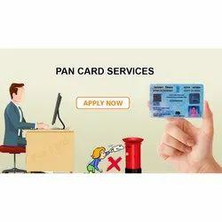 Offline PAN Card Services