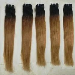 Ombre Straight Hair Extensions
