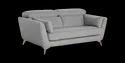 Grey Wooden New Celeste Sofa, Living Room, Size: Standard Size