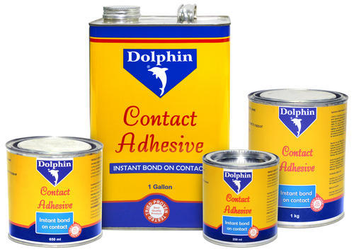 Dolphin Industrial Grade Contact Adhesive, 250 ml