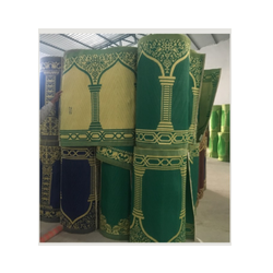 Green Prayer Mats