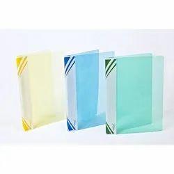 Plastic Canvas File Folder Report File Folders, Packaging Type: Packet