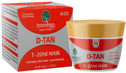 D-TAN T-Zone Mask